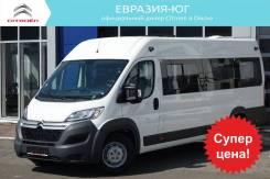 Citroen Jumper. Новое маршрутное такси в Омске, 2 200 куб. см., 22 места