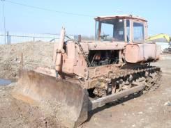 Вгтз ДТ-75. Бульдозер гусеничный Д-606 (ДЗ-42) на базе трактора ДТ-75, 6 300куб. см., 7 390кг.