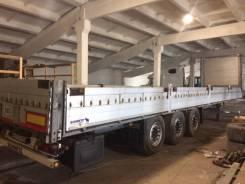 Schmitz. Продам или обменяю бортовой полуприцеп 2012г, 35 000 кг.