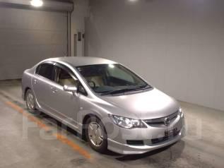 Honda Civic. FD3 FD1 FD2, LDA