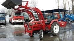 Shibaura. Продается японский мини трактор Shlbaura D21 бп по РФ с Фронтальником, 21 л.с.