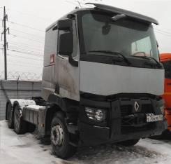 Renault. Грузовой тягач седельный C 6х4 б/у ( 2016 г. в. 14 943км), 11 800 куб. см., 10 т и больше