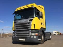 Scania R440. Scania тягач седельный R440, 12 740 куб. см., 10 т и больше