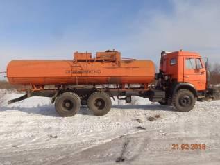 КамАЗ 532150. Продается Камаз 532150 топливозапрвщик, 10 850куб. см., 18 225кг.