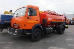 КамАЗ 43253. Топливозаправщик новый, 6 700 куб. см., 5-10 т