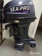Sea-Pro. 40,00л.с., 2-тактный, бензиновый, нога S (381 мм), 2018 год год. Под заказ