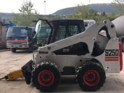 Bobcat S250. Продаётся погрузчик , 1 250кг., Дизельный, 0,70куб. м.