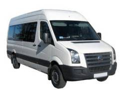 Volkswagen. Продам автобус фольксваген крафтер, 2 500 куб. см., 17 мест