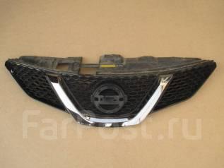 Решетка радиатора. Nissan Qashqai, J11