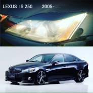 Накладка на фару. Lexus IS250, ALE20, ASE30, AVE30 Двигатели: 2ADFHV, 2ADFTV, 2ARFSE, 2GRFSE, 3GRFE, 4GRFSE, 8ARFTS