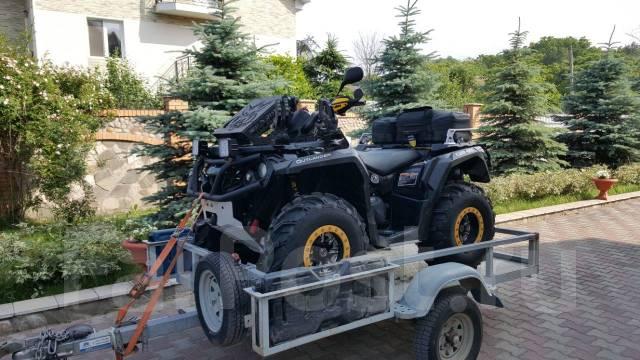 BRP Can-Am Outlander 1000R XT. исправен, есть птс, с пробегом