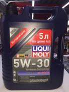 Liqui Moly. Вязкость 5W-30, гидрокрекинговое
