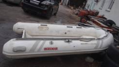 Suzumar. 2009 год год, длина 3,00м., двигатель подвесной, 15,00л.с., бензин