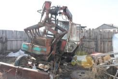 ЮМЗ. Продается трактор с погрузчиком.