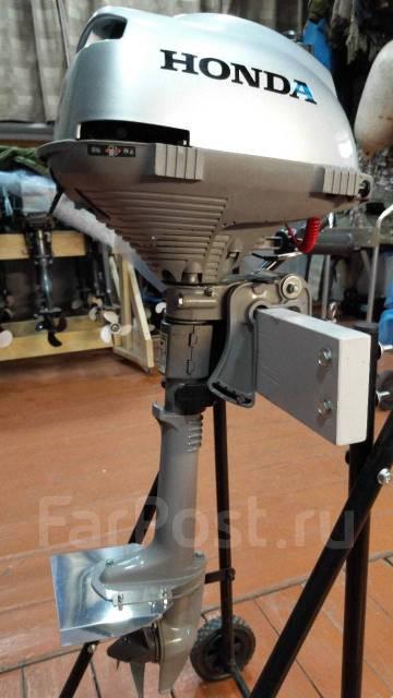 Honda. 2,00л.с., 4-тактный, бензиновый, нога S (381 мм), Год: 2015 год