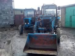 Спецавтотехника САТ-ПР-11. Трактор МТЗ-82