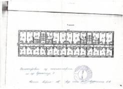 Гостинка, переулок Крупской 3. слобода, частное лицо, 40 кв.м. Интерьер