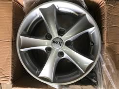 """MAXX Wheels. 6.5x15"""", 5x120.00, ET37, ЦО 72,6мм."""