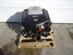Двигатель в сборе. Cadillac CTS Двигатель LSA