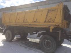 МАЗ. Прицеп, 20 000 кг.