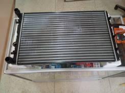 Радиатор охлаждения двигателя. Skoda Fabia, 6Y2, 6Y3, 6Y5 Volkswagen Polo, 9N3, 9N Двигатели: AME, AMF, AQW, ASY, ASZ, ATD, ATZ, AUA, AUB, AWY, AXR, A...