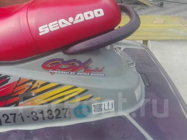 BRP Sea-Doo GSX. Год: 2001 год