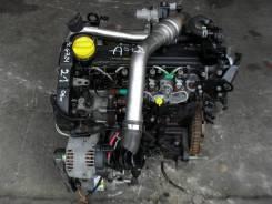 Комплектный двигатель K9K 724 K9KG724 Renault Megane, NOTE, Kangoo.