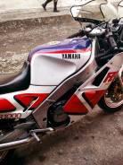 Yamaha FZR 1000. 1 000куб. см., исправен, птс, с пробегом
