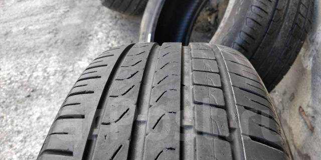 Pirelli Cinturato P7. Летние, 2015 год, износ: 20%, 4 шт