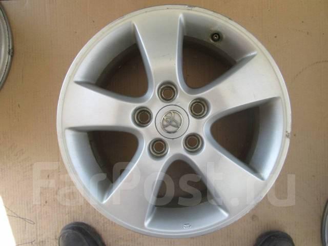 Toyota. 6.5x16, 5x114.30, ET50, ЦО 60,0мм.