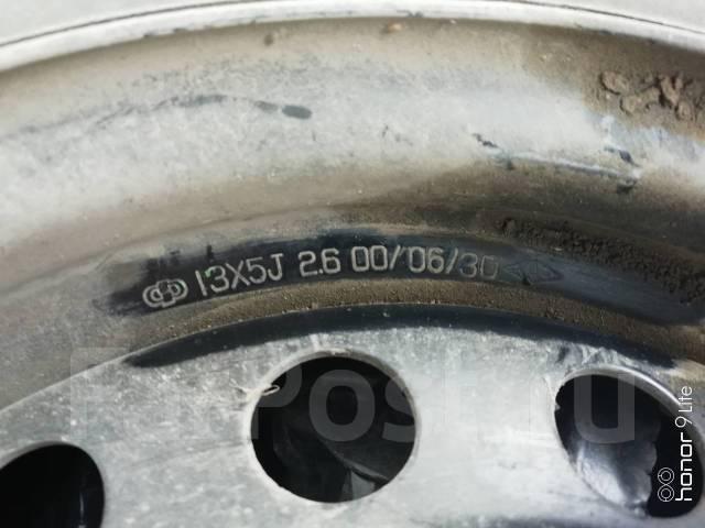 Колеса R13. 4x100.00