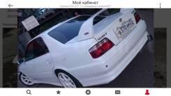 Спойлер. Toyota Mark II, GX100, GX105, GX110, GX115, JZX100, JZX101 Toyota Cresta, GX100, GX105, JZX100, JZX101 Toyota Chaser, GX100, GX105, JZX100, J...