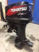Tohatsu. 30,00л.с., 2-тактный, бензиновый, нога S (381 мм), Год: 2011 год