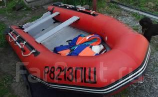 Aquasparks SD. Год: 2007 год, длина 3,85м., двигатель без двигателя