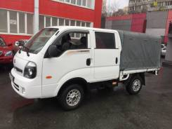 Kia Bongo. Продается почти новый грузовик 3 4wd, 2 500 куб. см., до 3 т