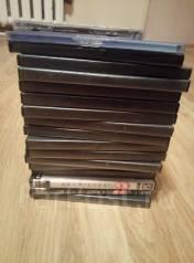 18 коробок для dvd дисков