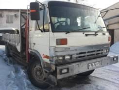 Nissan Diesel. , 7 999 куб. см., 8 000 кг., 16 м.