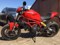 Ducati Monster 797, 2017. 803 куб. см., исправен, птс, с пробегом