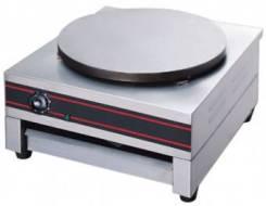 Блинница 3 кВт, чугун/ нержавейка, диаметр - 400 мм HCM-1/HKN-CSE400