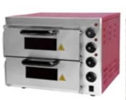 Печь для пиццы 2 модуля, 350оС, керамический под, GASTRORAG EP-2RR EP-2RR