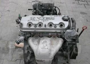 Двигатель в сборе. Honda Accord Двигатель F18B2