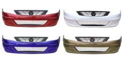 Бампер. Renault Logan, L8, LS, LS0G/LS12 Двигатели: D4D, D4F732, H4M, K4M, K4M690, K7J, K7J710, K7M, K7M710, K9K792, K9K796