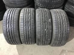 Bridgestone Potenza RE050. Летние, 2007 год, 10%, 4 шт