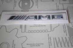 Эмблема. Mercedes-Benz S-Class, V222 Двигатель M277E60