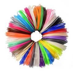 Пластик для 3D ручек 3Д, 20 цветов по 10 метров. наличий