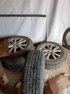 "Комплект колес. 7.0x17"" 5x100.00 ET48"