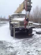Урал. Кран на базе , 11 180 куб. см., 14 000 кг., 16 м.