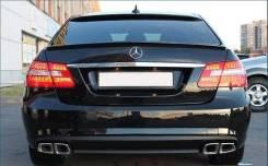 Спойлер. Mercedes-Benz E-Class. Под заказ