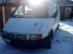 ГАЗ ГАЗель. Продается грузопассажирская Газель, 2 800 куб. см., 8 мест. Под заказ