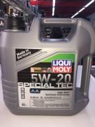 Liqui Moly. Вязкость 5W-20, синтетическое
